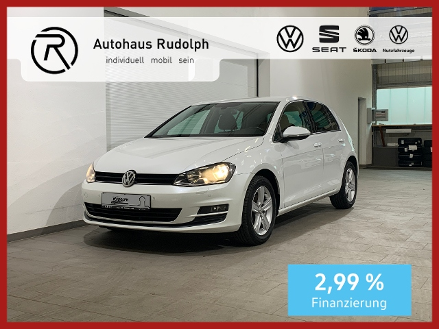 Volkswagen Golf VII 1.2 TSI Comfortline KLIMA ALU, Jahr 2013, Benzin