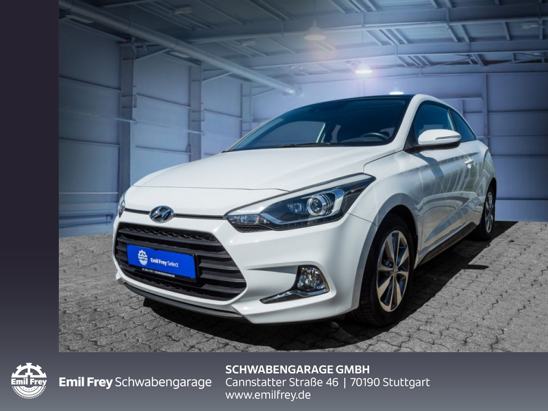 Hyundai i20 Panorama-Hub-/Schiebedach, Jahr 2015, Benzin
