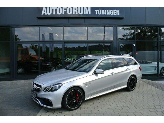 Mercedes-Benz E 63 T AMG S 4MATIC *Vmax*Distronic*, Jahr 2013, petrol