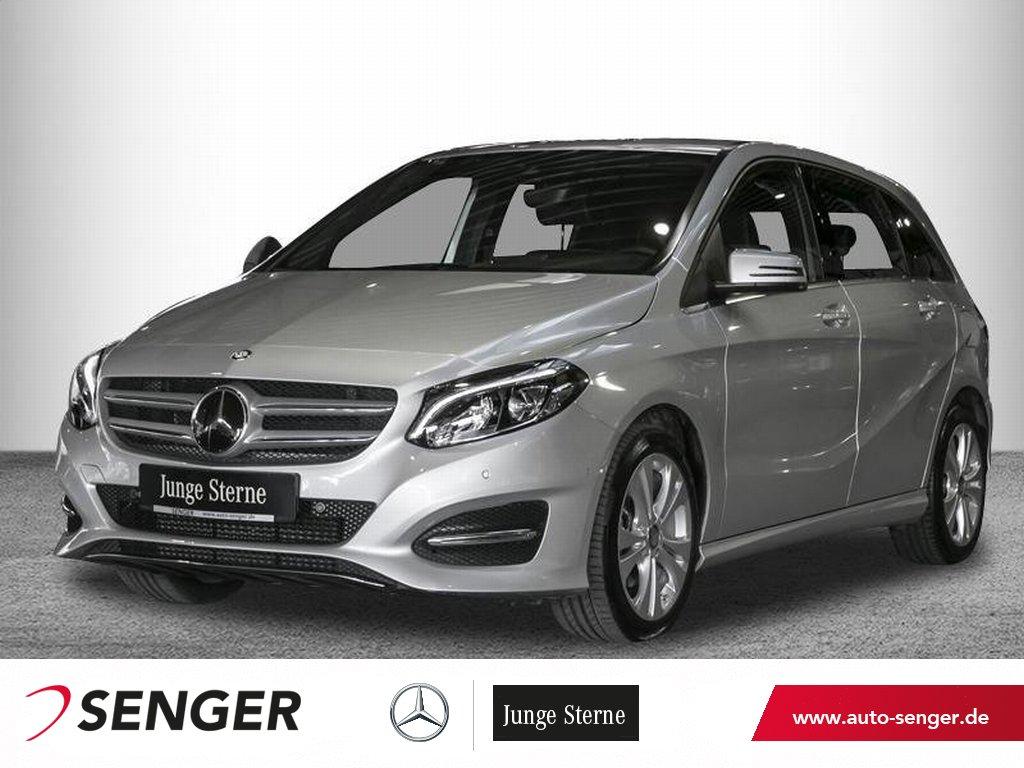 Mercedes-Benz B 220 d *Urban*SCORE!*7G-DCT*LED*Distronic*Spur*, Jahr 2016, Diesel
