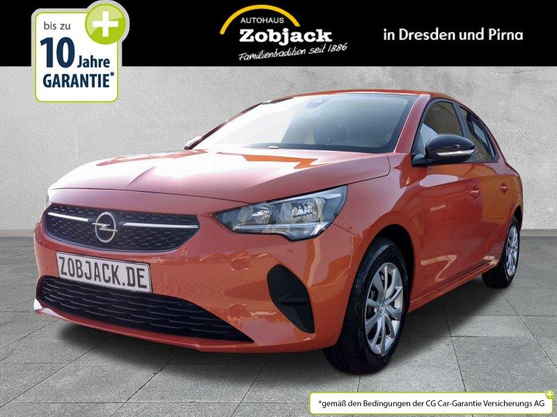 Opel Corsa-F Edition 1.2 *SHZ*PDC*Klima*, Jahr 2020, Benzin