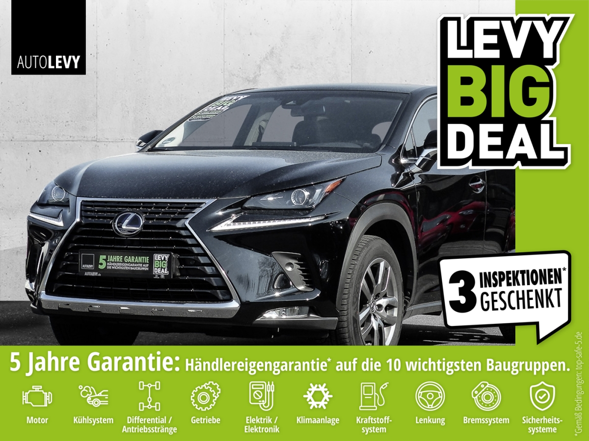 Lexus NX 300h E-Four Launch Edition Pano*Navi*LED*WKR, Jahr 2018, Hybrid