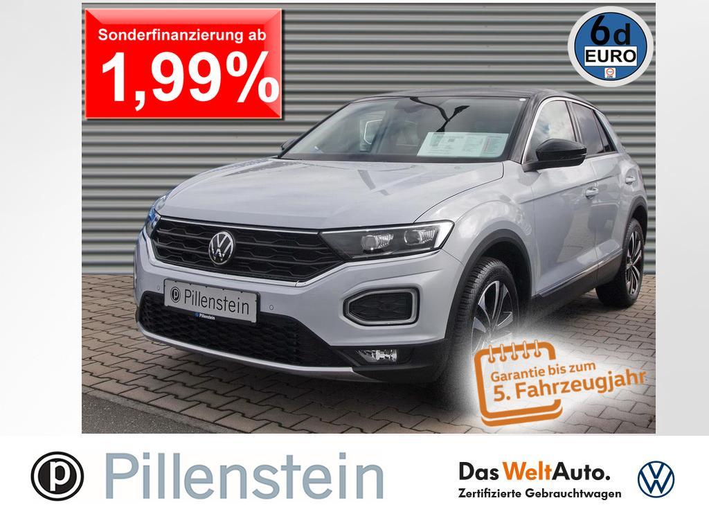 Volkswagen T-Roc 1.5 TSI Style LED ACC DAB+ NAVI KAMERA PDC, Jahr 2020, Benzin