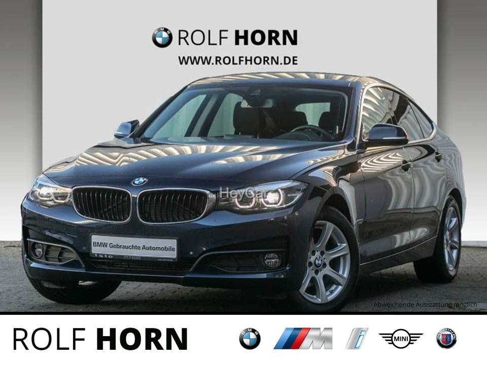 BMW 318 Gran Turismo GT Aut. Navi LED SHZ HUD EURO 6, Jahr 2017, Diesel