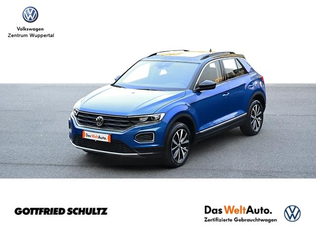 Volkswagen T-Roc 2 0 TDI Style DSG 4M LED NAVI PANO AHK STANDHZG, Jahr 2018, Diesel