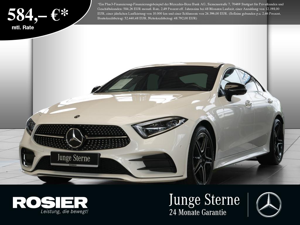 Mercedes-Benz CLS 400 d 4M AMG Line, Jahr 2019, Diesel