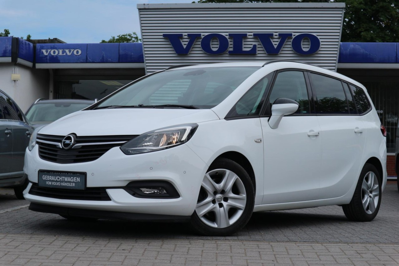 Opel Zafira C Edition 2.0 CDTI Autom./Navi/Standheiz., Jahr 2016, Diesel