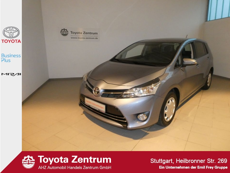 Toyota Verso 1.8 Life Winterräder/ Klimaauto./ Rückfahrk., Jahr 2013, petrol