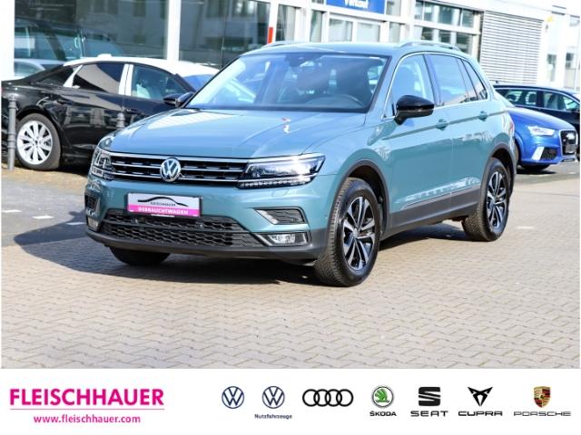 Volkswagen Tiguan IQ.DRIVE 1.5 TSI BMT LED NAVI ACC AHK, Jahr 2019, Benzin