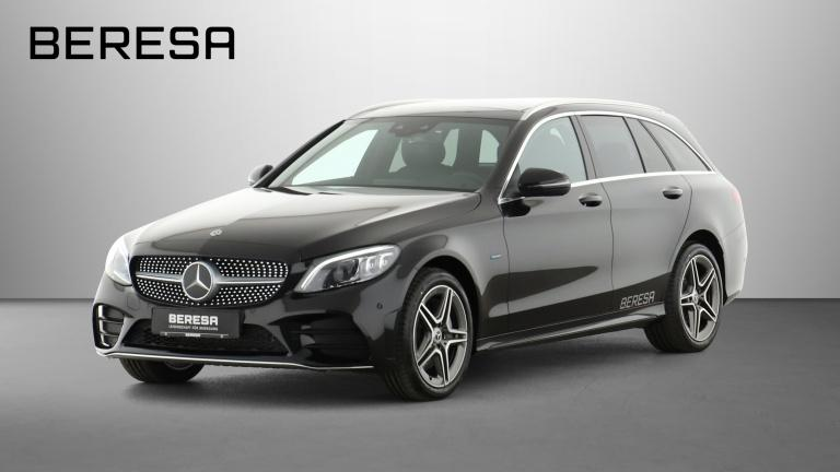 Mercedes-Benz C 300 de T AMG Comand Fahrassist. Pano.-Dach, Jahr 2020, Hybrid_Diesel