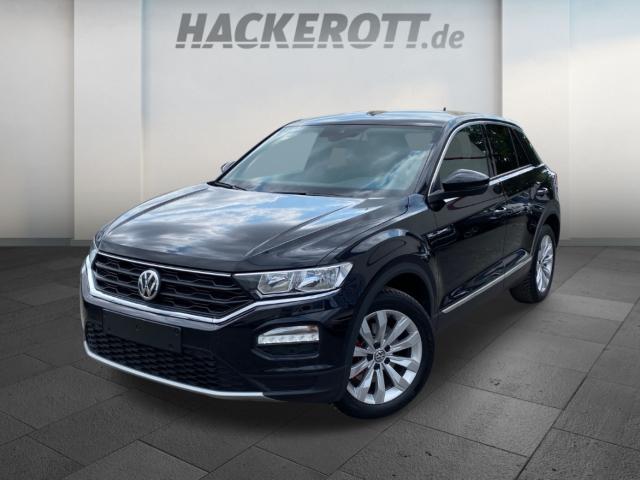 Volkswagen T-Roc Sport 4Motion 2.0 TDI Navi StandHZG Keyless ACC Parklenkass. Rückfahrkam., Jahr 2020, Diesel