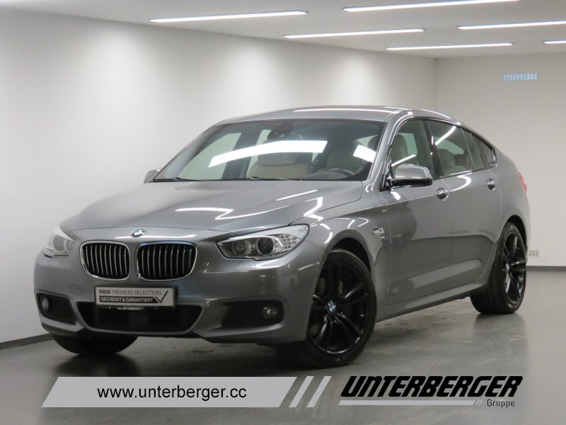 BMW 530d xDrive GT M Sportpaket, Jahr 2013, Diesel