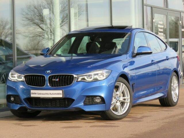 BMW 340i xDrive Gran Turismo*MSport*1.Hand*Leder*, Jahr 2016, Benzin