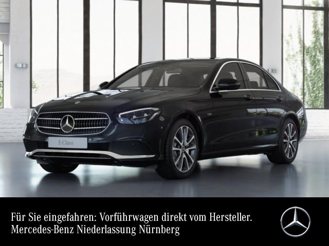 Mercedes-Benz E 300 de 4M AVANTG+AHK+LED+Kamera+Totw+Keyless+9G, Jahr 2021, Hybrid_Diesel
