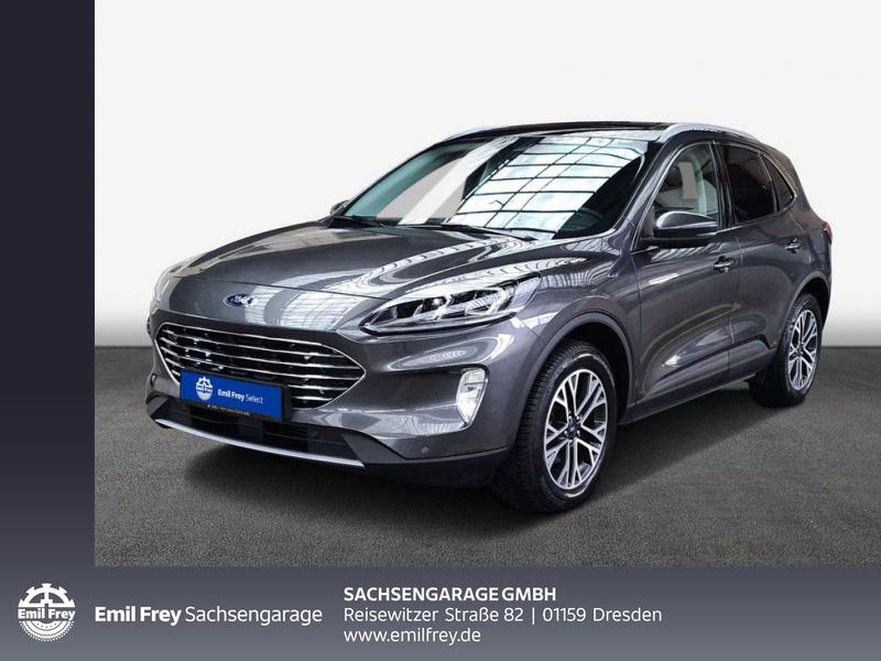 Ford Kuga 1.5 EcoBoost TITANIUM Pano LED AHZV, Jahr 2020, Benzin