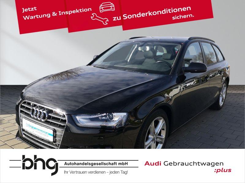 Audi A4 Avant 2.0 TDI Ambition Navi Xenon Tempomat SHZ side Assist, Jahr 2015, Diesel