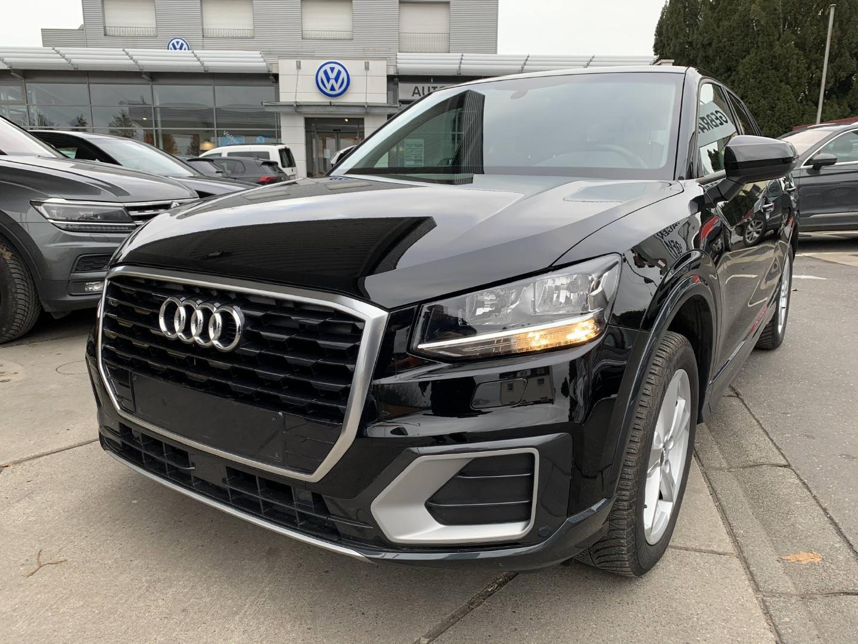 Audi Q2 Sport 1.0 TFSI ultra -Panoramadach-, Jahr 2017, Benzin
