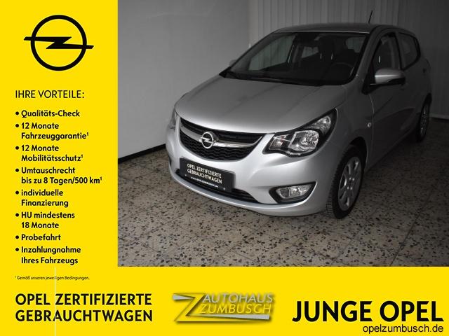 Opel Karl Edition, PDC, Sitzheizung, GJR, Klima, uvm., Jahr 2016, Benzin