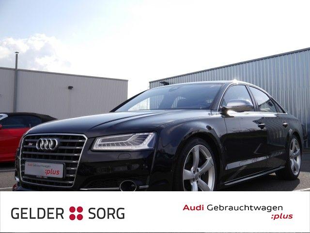 Audi S8 4.0 TFSI qu. B&O*Umgebungska.*Massage*Standh, Jahr 2015, Benzin