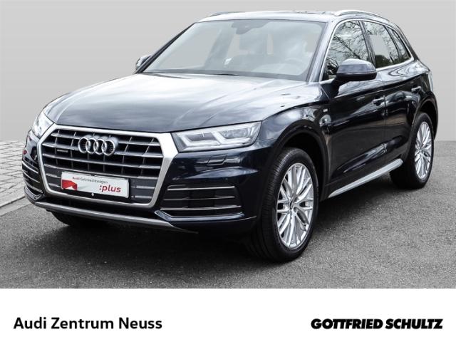 Audi Q5 sport 2.0 TDI S-tronic LED NAVIGATION S line, Jahr 2018, Diesel