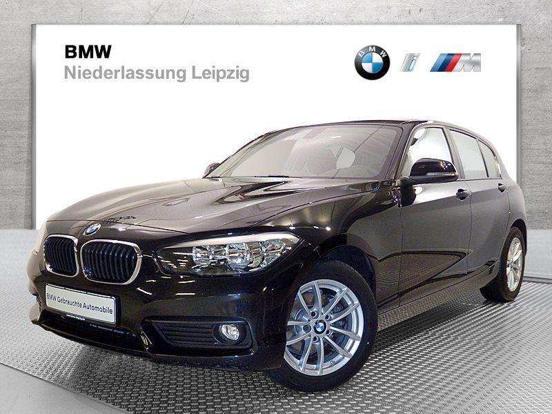 BMW 116d 5-Türer EURO6 Advantage Navi Bus. Tempomat USB Shz PDC, Jahr 2017, Diesel