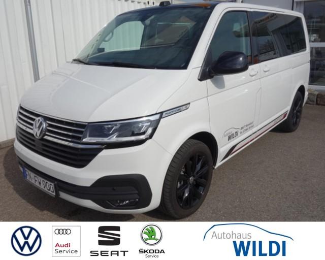 Volkswagen Multivan 2.0 TDI Comfortline Edition AHK ACC, Jahr 2020, Diesel