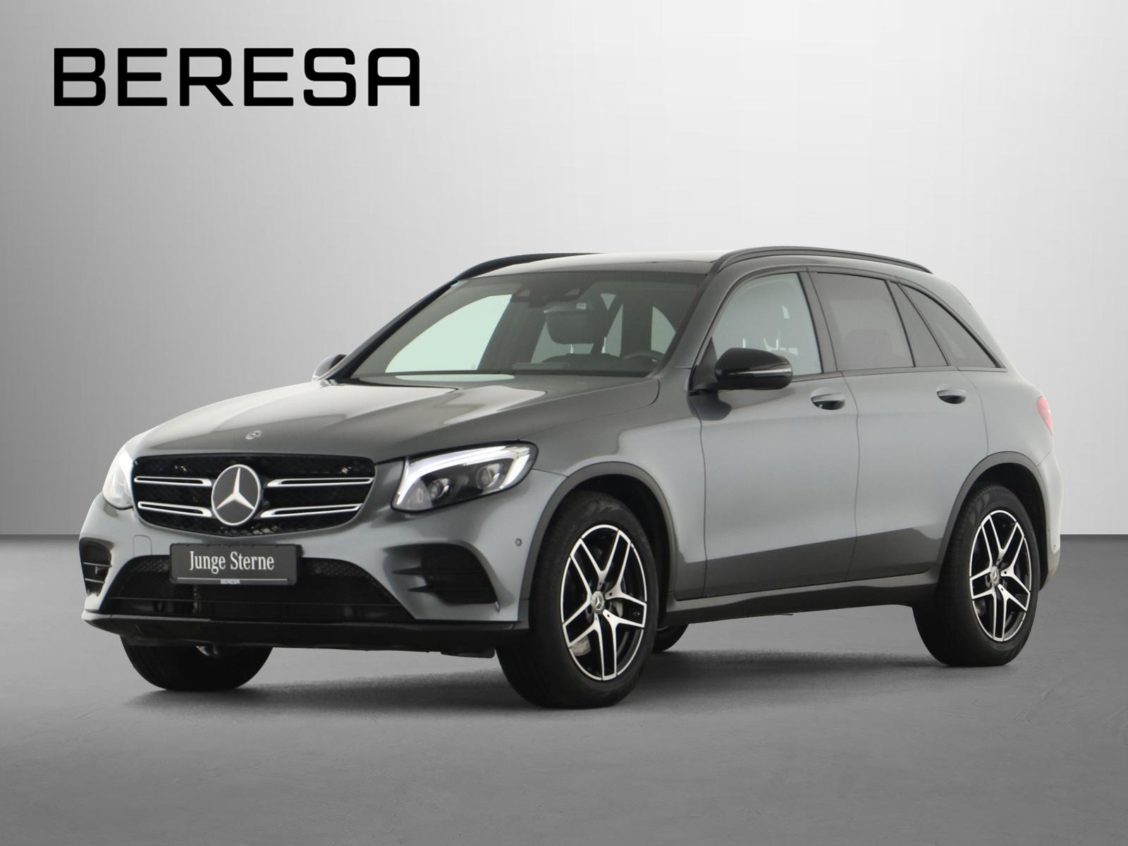 Mercedes-Benz GLC 350 d 4M AMG Designo Comand Fahrassist., Jahr 2018, Diesel