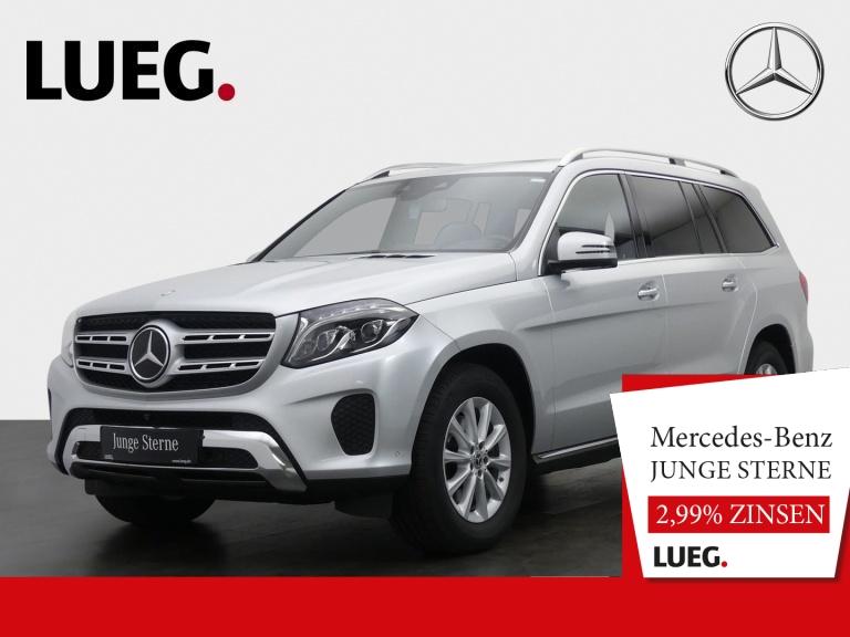 Mercedes-Benz GLS 350 d 4M Navi+SHD+LED+Distr+AHK+Key+Airm+360, Jahr 2017, Diesel