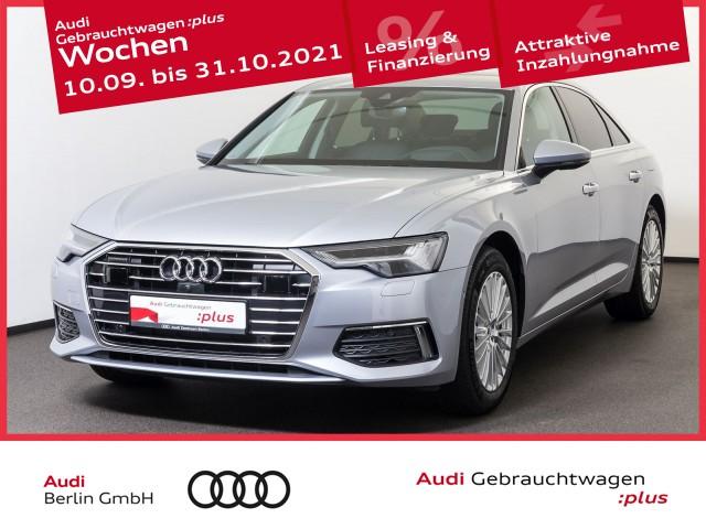 Audi A6 design 50 TFSI e quattro S tr. LED HUD NAVI, Jahr 2020, Hybrid