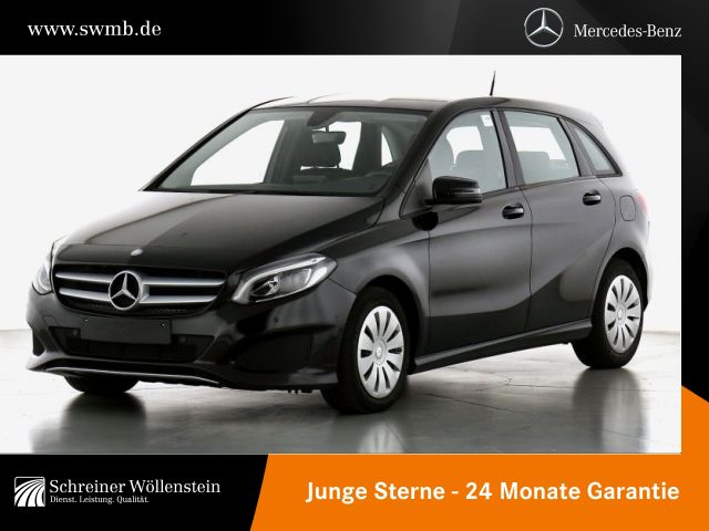 Mercedes-Benz B 220 CDI LED*Navi*Parkass*Kamera*7G*, Jahr 2015, Diesel
