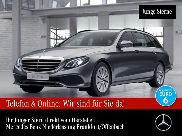 Mercedes-Benz E 350 d T LED Kamera EDW Totwinkel PTS Easy-Pack, Jahr 2017, Diesel