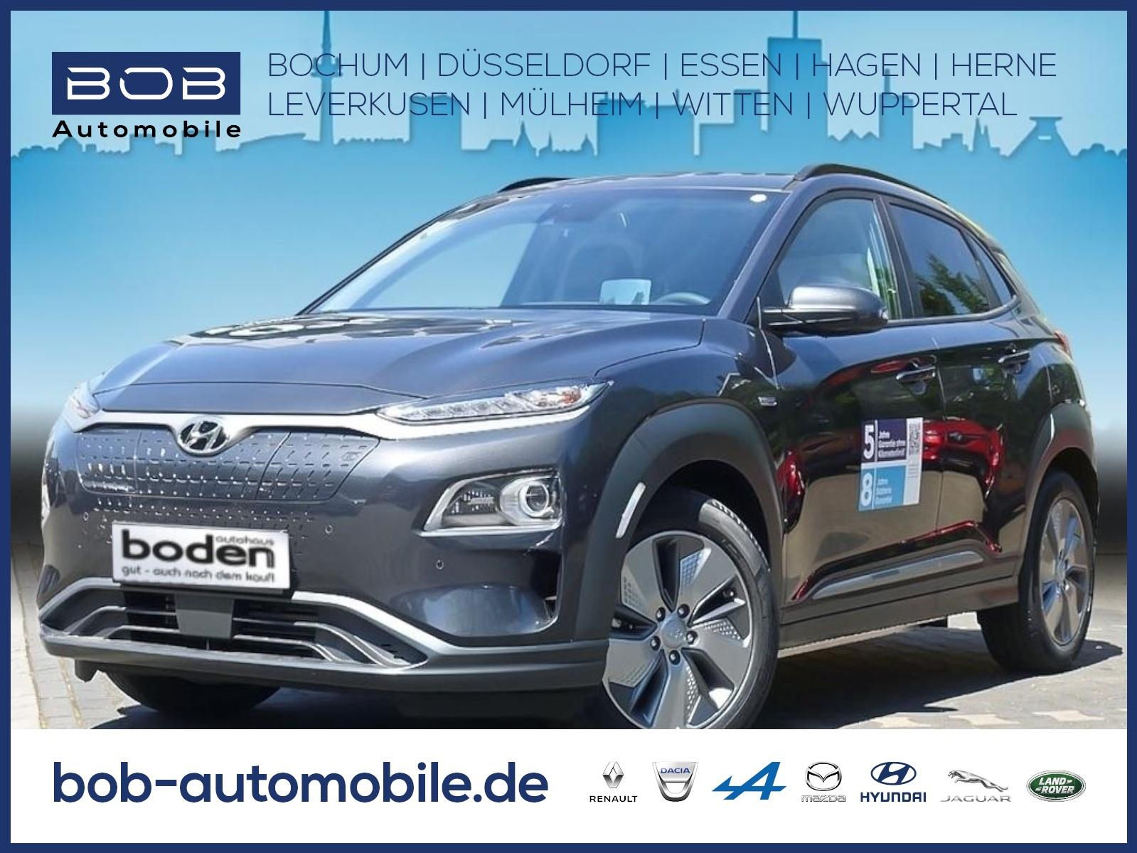 Hyundai Kona Electro Premium Sitz-Paket Leder Kamera, Jahr 2020, Elektro