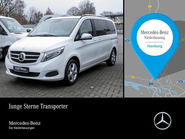 Mercedes-Benz V 220 d EDITION Kompakt AHK Standhzg. Distronic, Jahr 2017, Diesel
