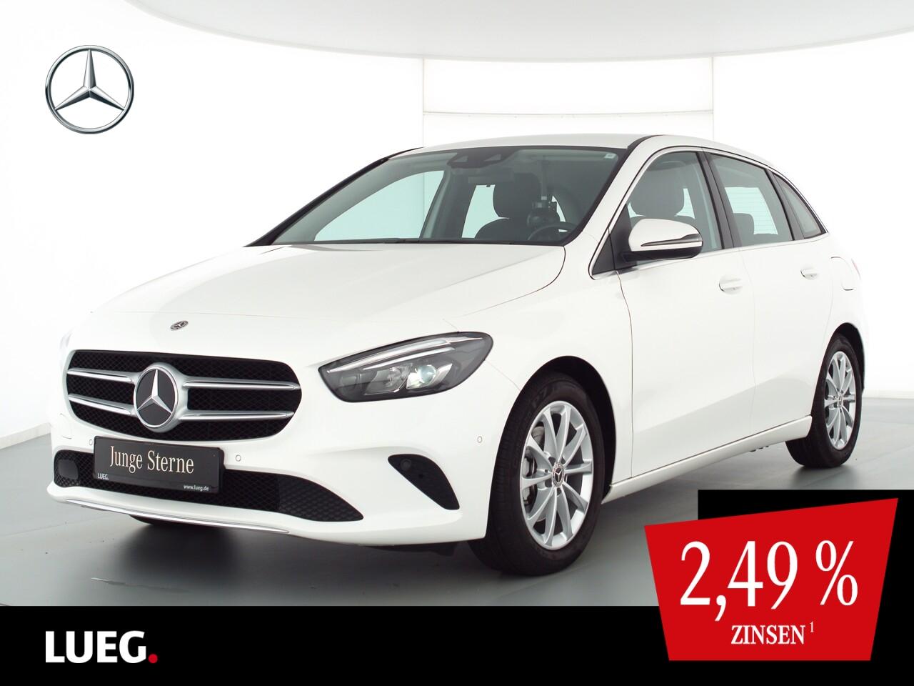 Mercedes-Benz B 200 d Progressive+MBUXHighE+LED-HP+Sthzg+EHeck, Jahr 2020, Diesel