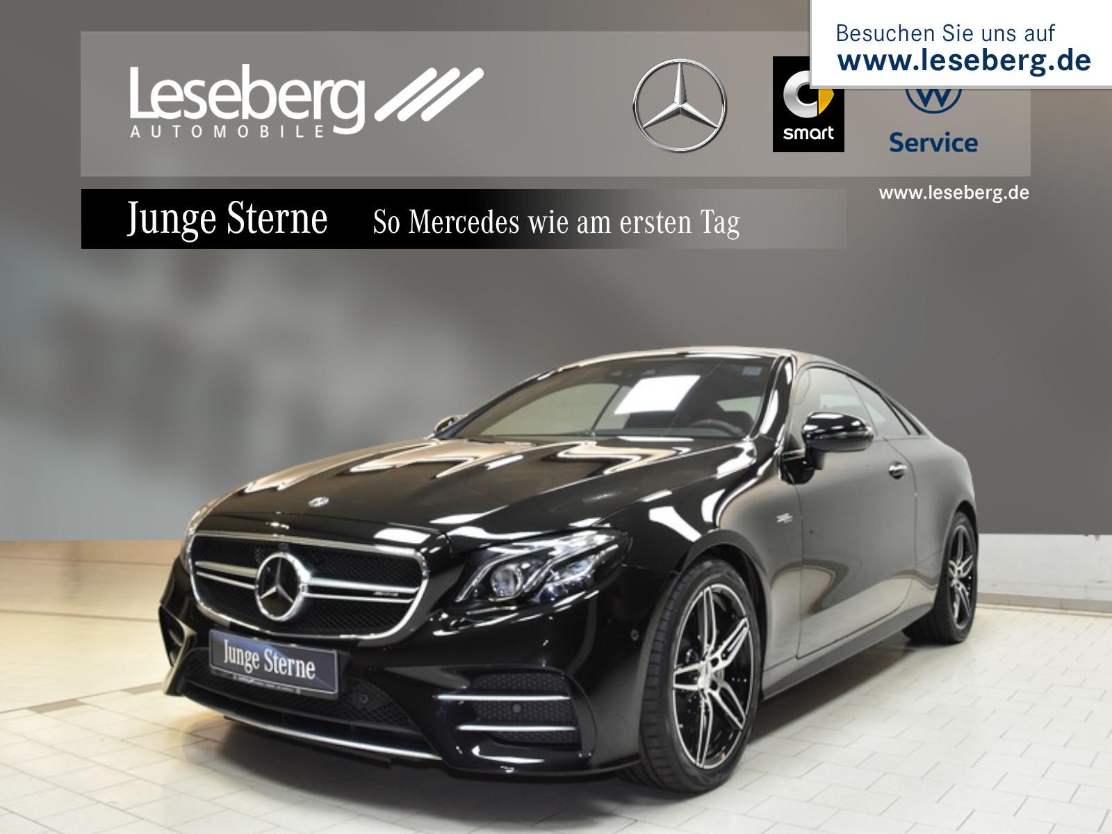 Mercedes-Benz Mercedes-AMG E 53 4M+ Coupé Pano/Distr/Multibeam, Jahr 2018, Benzin