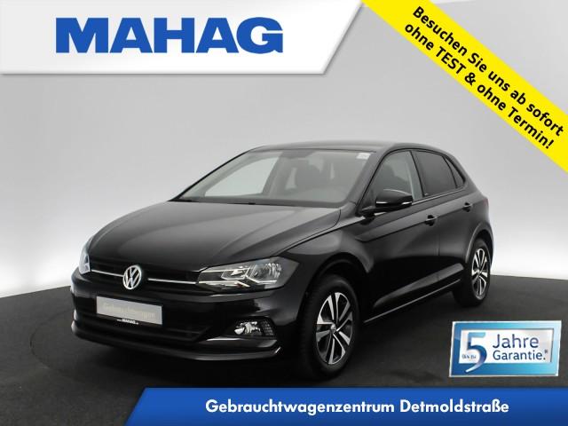 Volkswagen Polo 1.0 TSI IQ.DRIVE Navi BlindSpot ACC FrontAssist Bluetooth 15Zoll 6-Gang, Jahr 2020, Benzin