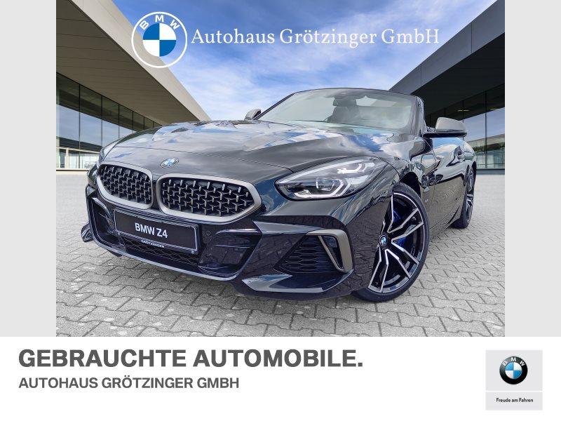 BMW Z4 M40i Head-Up HK HiFi DAB LED WLAN Komfortzg., Jahr 2021, Benzin