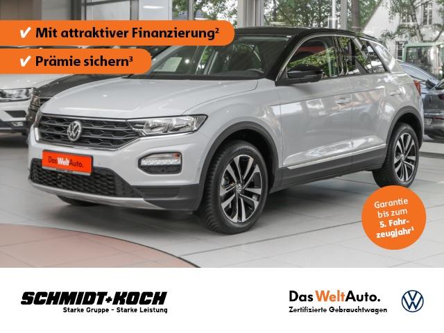 Volkswagen T-Roc 1.5 TSI ACT OPF IQ.DRIVE DSG, Navi, ACC, Jahr 2019, Benzin