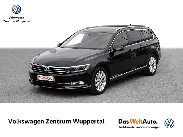 Volkswagen Passat Var. 2 0 TDI Highline DSG LED NAVI VC SHZ PDC LM KAMERA, Jahr 2018, Diesel