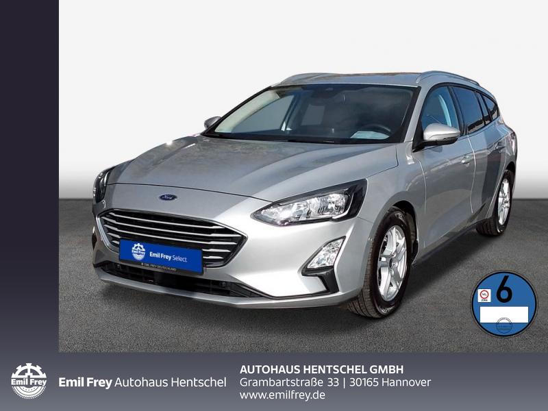Ford Focus Turnier 2.0 EcoBlue Start-Stopp-System COOL&CONNECT, Jahr 2019, Diesel