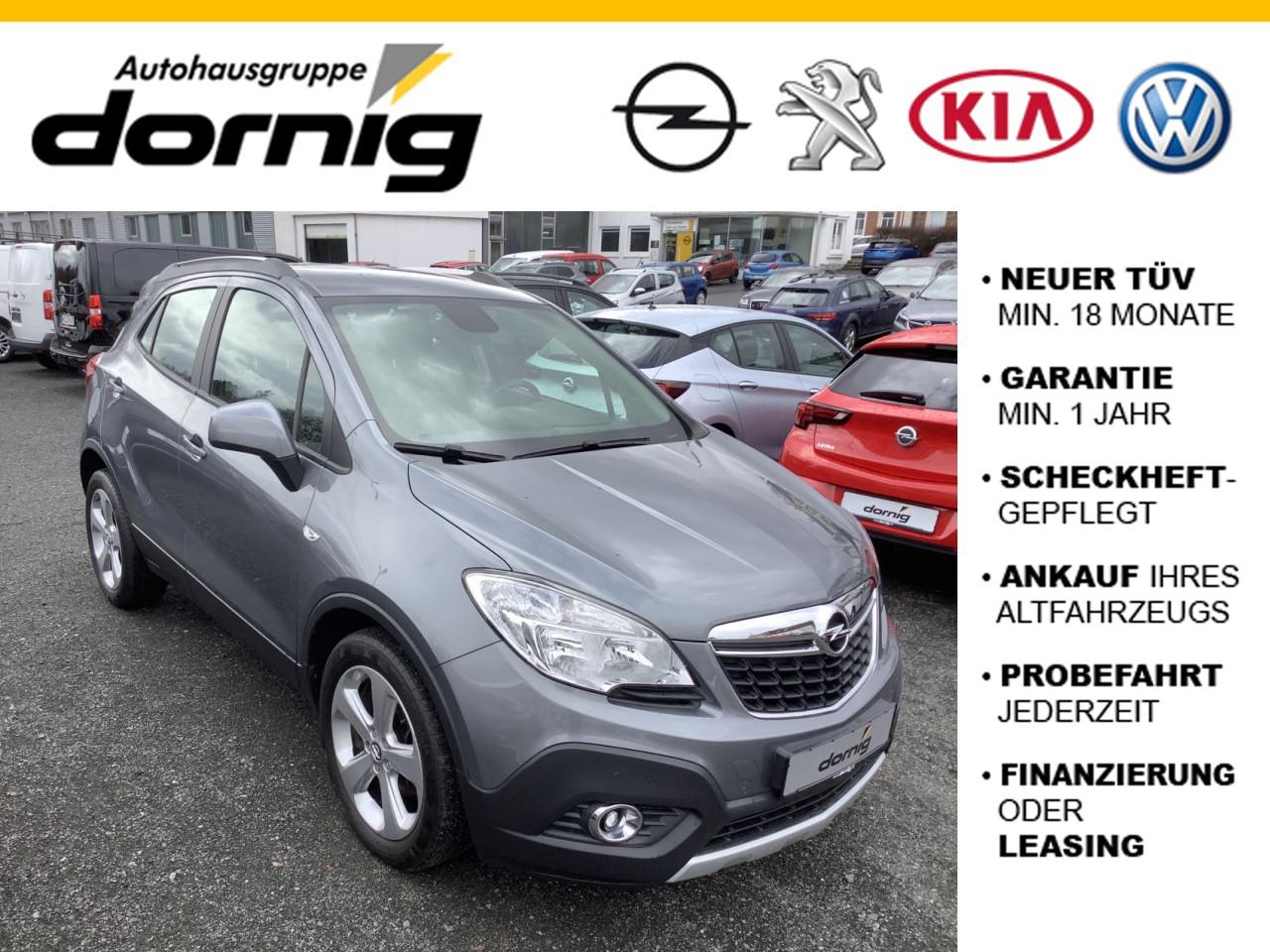 Opel Mokka 1.4 Edition Rückfahrk., Jahr 2014, Benzin