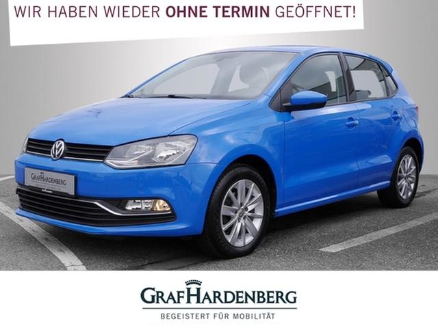 Volkswagen Polo V 1.4 TDI Comfortline Tempomat, Jahr 2014, Diesel