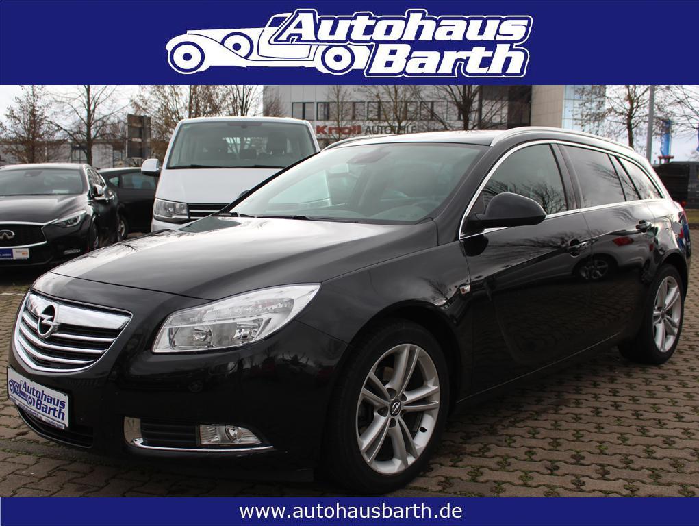 Opel Insignia * Navigation * SHZ * Klimaautomatik * PDC *, Jahr 2012, Benzin