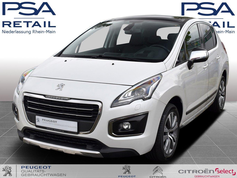 Peugeot 3008 HDi 160 Autom. Allure*PAN*LEDER*SZH*, Jahr 2015, diesel