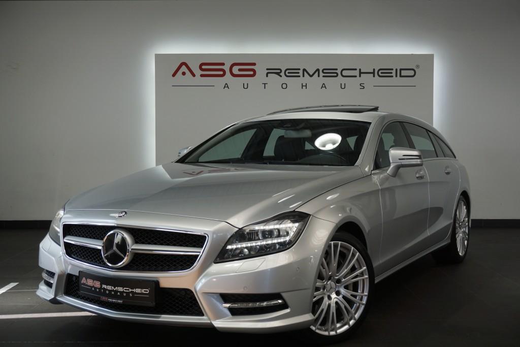 Mercedes-Benz CLS 500 Shooting Brake 7G-Tr. AMG Line *Distr. *, Jahr 2013, Benzin