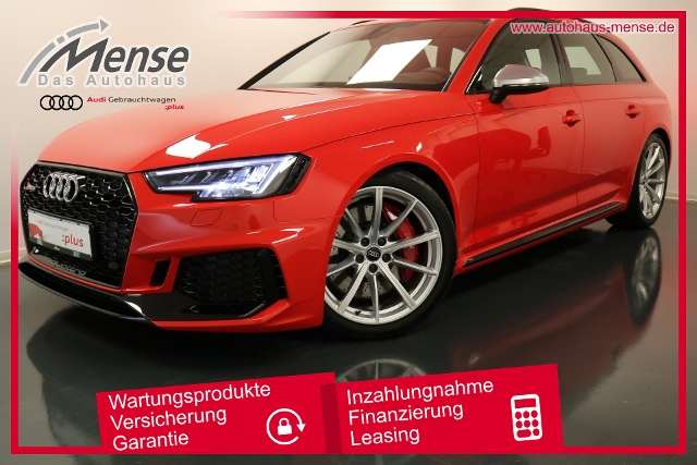 Audi RS4 Avant 2.9 TFSI quattro tiptronic NaviPlus HU, Jahr 2018, Benzin