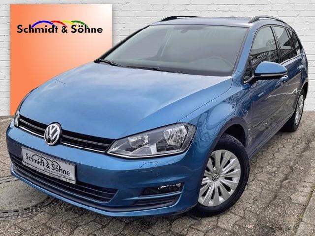 Volkswagen Golf VI Variant Klima/EU6 Klima Sitzheizung, Jahr 2013, Diesel