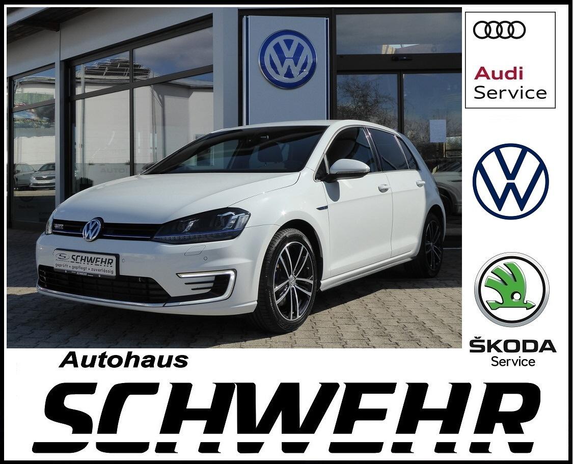 Volkswagen Golf GTE VII 1.4 TSI, Jahr 2016, Hybrid