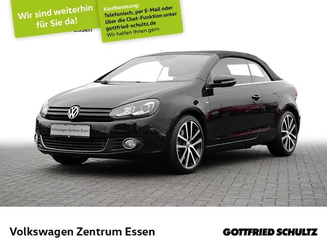 Volkswagen Golf Cabrio CUP 1.4 TSI DSG Xenon Kamera Bluetooth, Jahr 2014, Benzin