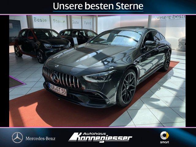 Mercedes-Benz AMG GT 43 4M+*HEAD-UP*DISTRONIC*360°*AKTIV-SITZE, Jahr 2020, Benzin